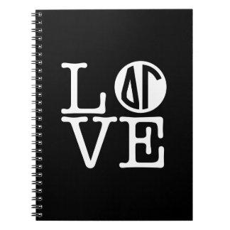 Delta Gamma | Love Notebook