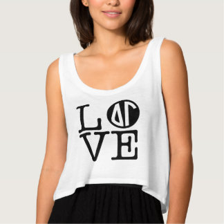 Delta Gamma | Love Tank Top