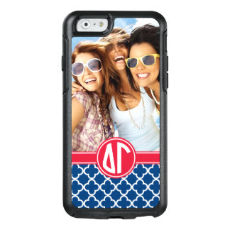 Delta Gamma | Monogram and Photo OtterBox iPhone 6/6s Case