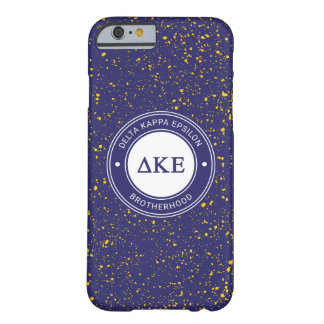 Delta Kappa Epsilon | Badge Barely There iPhone 6 Case