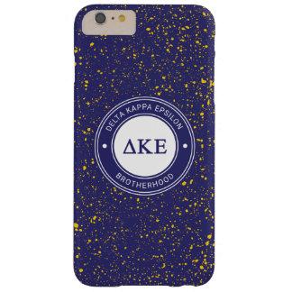 Delta Kappa Epsilon   Badge Barely There iPhone 6 Plus Case
