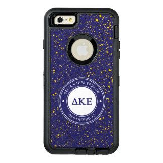 Delta Kappa Epsilon   Badge OtterBox Defender iPhone Case