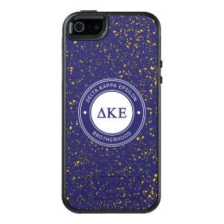 Delta Kappa Epsilon | Badge OtterBox iPhone 5/5s/SE Case