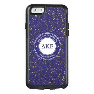 Delta Kappa Epsilon | Badge OtterBox iPhone 6/6s Case