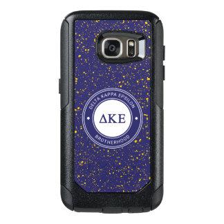 Delta Kappa Epsilon | Badge OtterBox Samsung Galaxy S7 Case