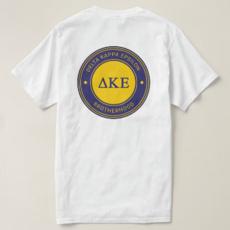 Delta Kappa Epsilon | Badge T-Shirt