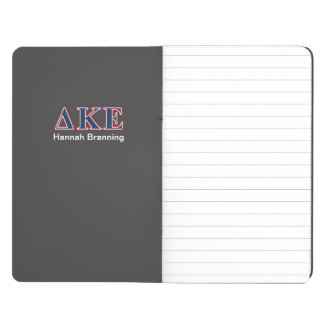 Delta Kappa Epsilon Blue and Red Letters Journal