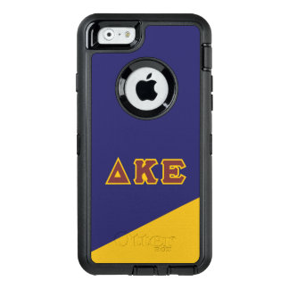 Delta Kappa Epsilon | Greek Letters.ai OtterBox Defender iPhone Case