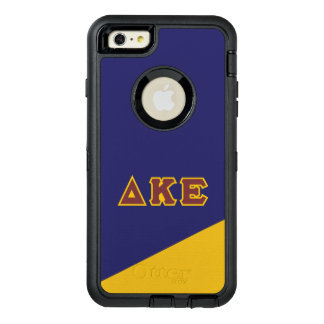 Delta Kappa Epsilon   Greek Letters.ai OtterBox Defender iPhone Case