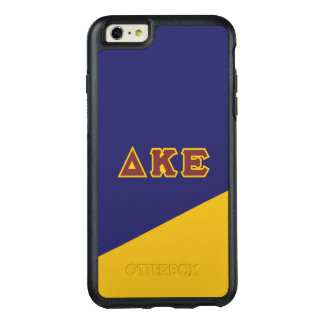 Delta Kappa Epsilon   Greek Letters.ai OtterBox iPhone 6/6s Plus Case