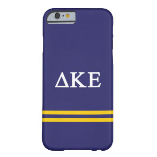 Delta Kappa Epsilon | Sport Stripe.ai Barely There iPhone 6 Case