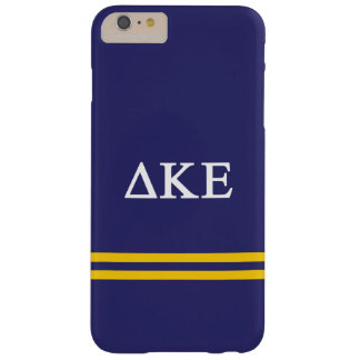 Delta Kappa Epsilon | Sport Stripe.ai Barely There iPhone 6 Plus Case