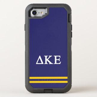 Delta Kappa Epsilon   Sport Stripe.ai OtterBox Defender iPhone 7 Case