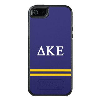 Delta Kappa Epsilon   Sport Stripe.ai OtterBox iPhone 5/5s/SE Case