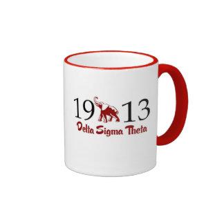 Delta Love Mug