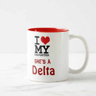 Delta mom mug