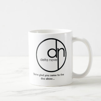 Delta Nove Coffee Mug