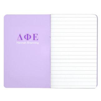 Delta Phi Epsilon Purple and Lavender Letters Journals