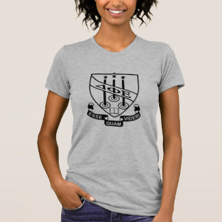 Delta Phi Epsilon Shield T-Shirt