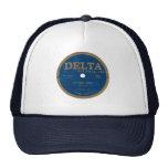 Delta Records label Cap