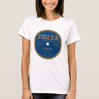 Delta Records label T-Shirt