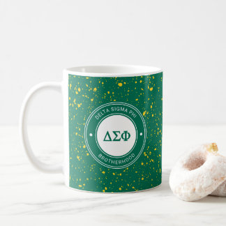 Delta Sigma Phi | Badge Coffee Mug