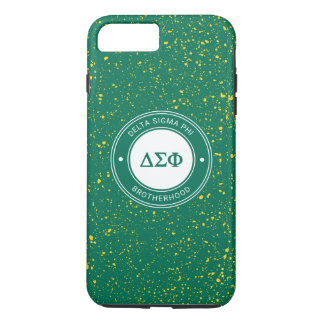 Delta Sigma Phi | Badge iPhone 8 Plus/7 Plus Case