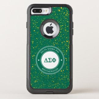 Delta Sigma Phi   Badge OtterBox Commuter iPhone 8 Plus/7 Plus Case