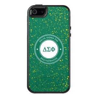 Delta Sigma Phi | Badge OtterBox iPhone 5/5s/SE Case