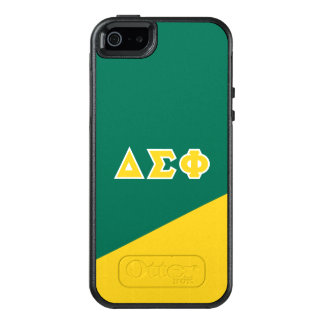 Delta Sigma Phi | Greek Letters OtterBox iPhone 5/5s/SE Case