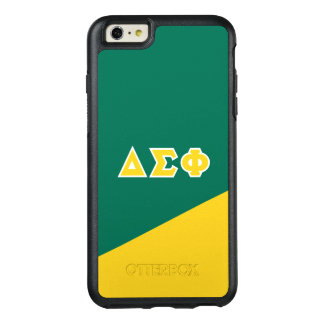 Delta Sigma Phi | Greek Letters OtterBox iPhone 6/6s Plus Case