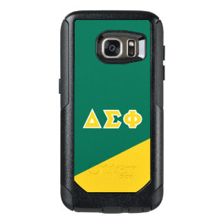 Delta Sigma Phi | Greek Letters OtterBox Samsung Galaxy S7 Case