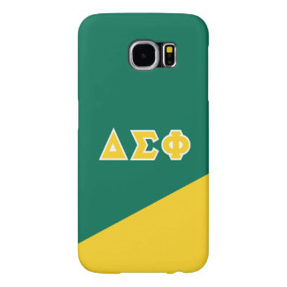 Delta Sigma Phi | Greek Letters Samsung Galaxy S6 Cases