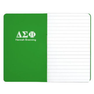 Delta Sigma Phi White Letters Journal
