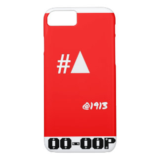 Delta Sigma Theta iPhone 7 case- #Pyramid @1913 iPhone 8/7 Case