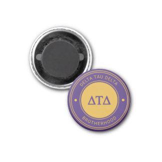 Delta Tau Delta | Badge Magnet