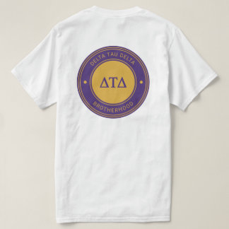 Delta Tau Delta | Badge T-Shirt