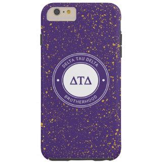 Delta Tau Delta | Badge Tough iPhone 6 Plus Case