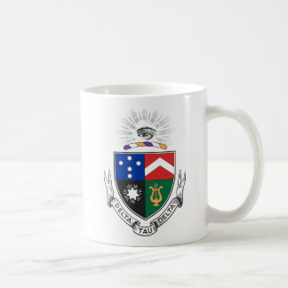 Delta Tau Delta Coat of Arms Coffee Mug