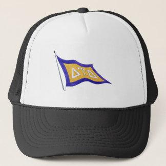 Delta Tau Delta Flag Trucker Hat