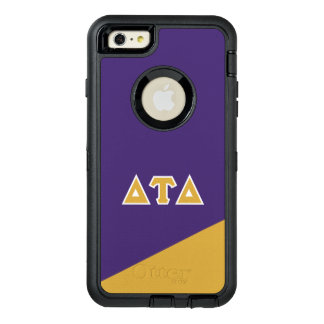 Delta Tau Delta | Greek Letters OtterBox Defender iPhone Case
