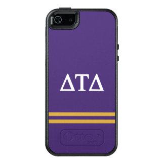 Delta Tau Delta | Sport Stripe OtterBox iPhone 5/5s/SE Case