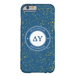 Delta Upsilon | Badge Barely There iPhone 6 Case
