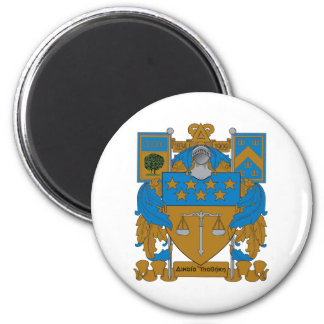 Delta Upsilon Coat of Arms Magnet