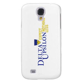 Delta Upsilon - Color Galaxy S4 Case
