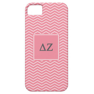Delta Zeta | Chevron Pattern iPhone 5 Cover