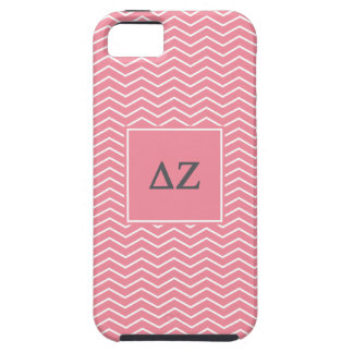 Delta Zeta | Chevron Pattern iPhone 5 Covers