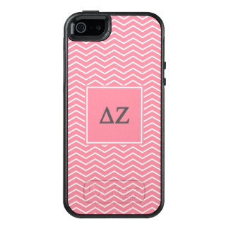 Delta Zeta | Chevron Pattern OtterBox iPhone 5/5s/SE Case