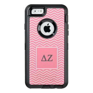 Delta Zeta | Chevron Pattern OtterBox iPhone 6/6s Case