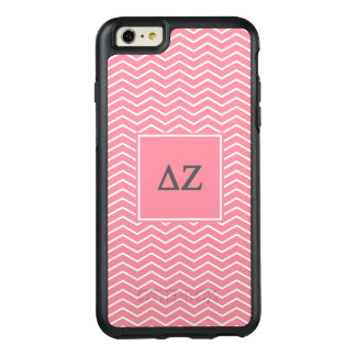Delta Zeta | Chevron Pattern OtterBox iPhone 6/6s Plus Case